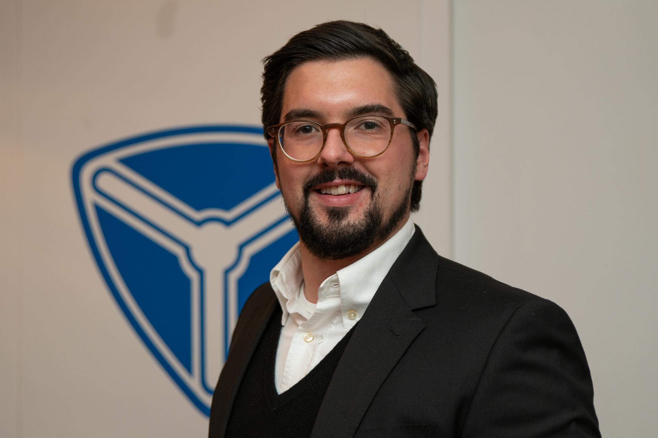 Julian Friedrich Beirat TTK Tobtaubenklub Sachsenwald Wohltorf
