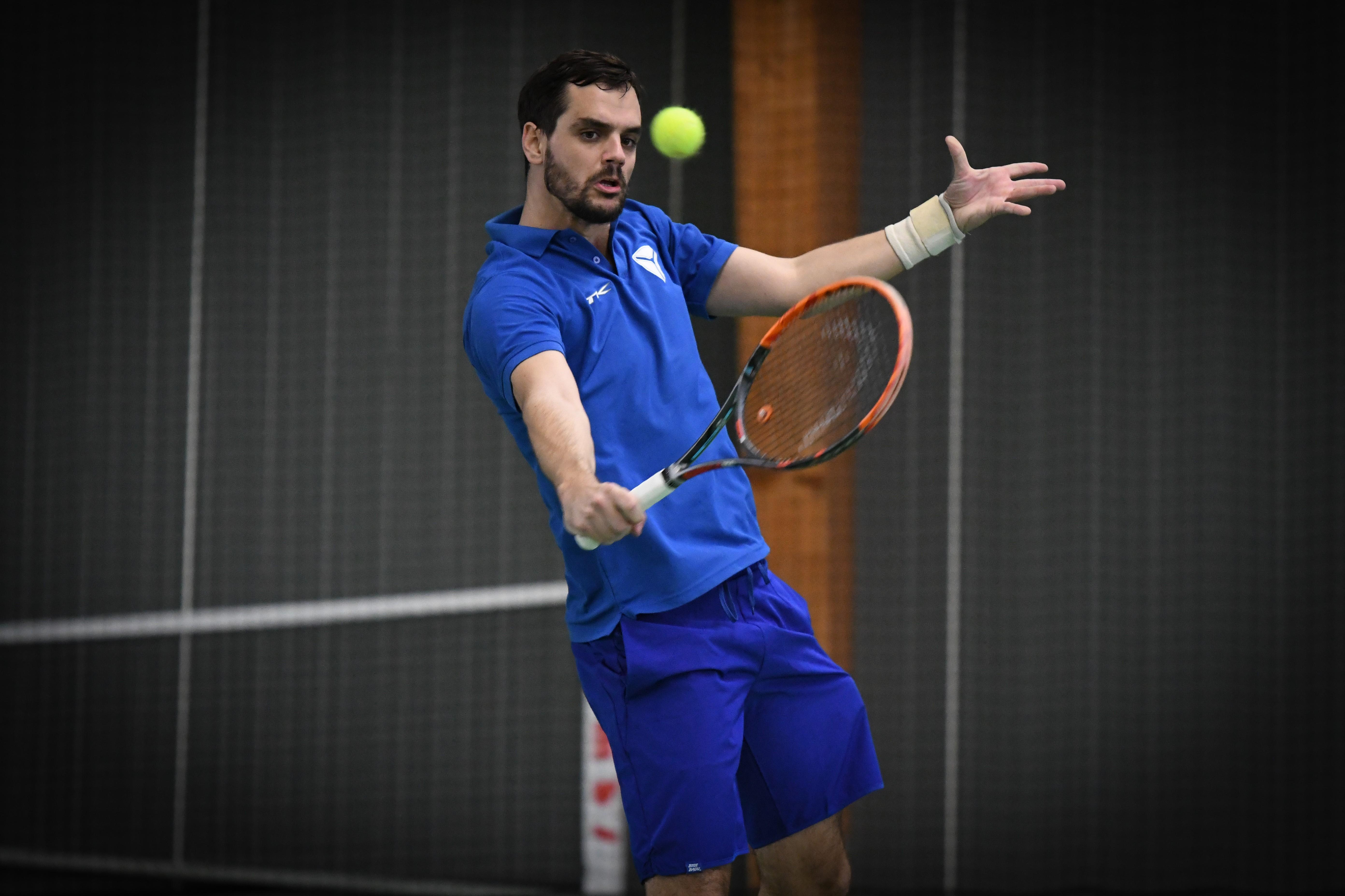 Lucas Leppin TTK Tontaubenklub Sachsenwald Tennis Wentdorf Wohltorf Hamburg