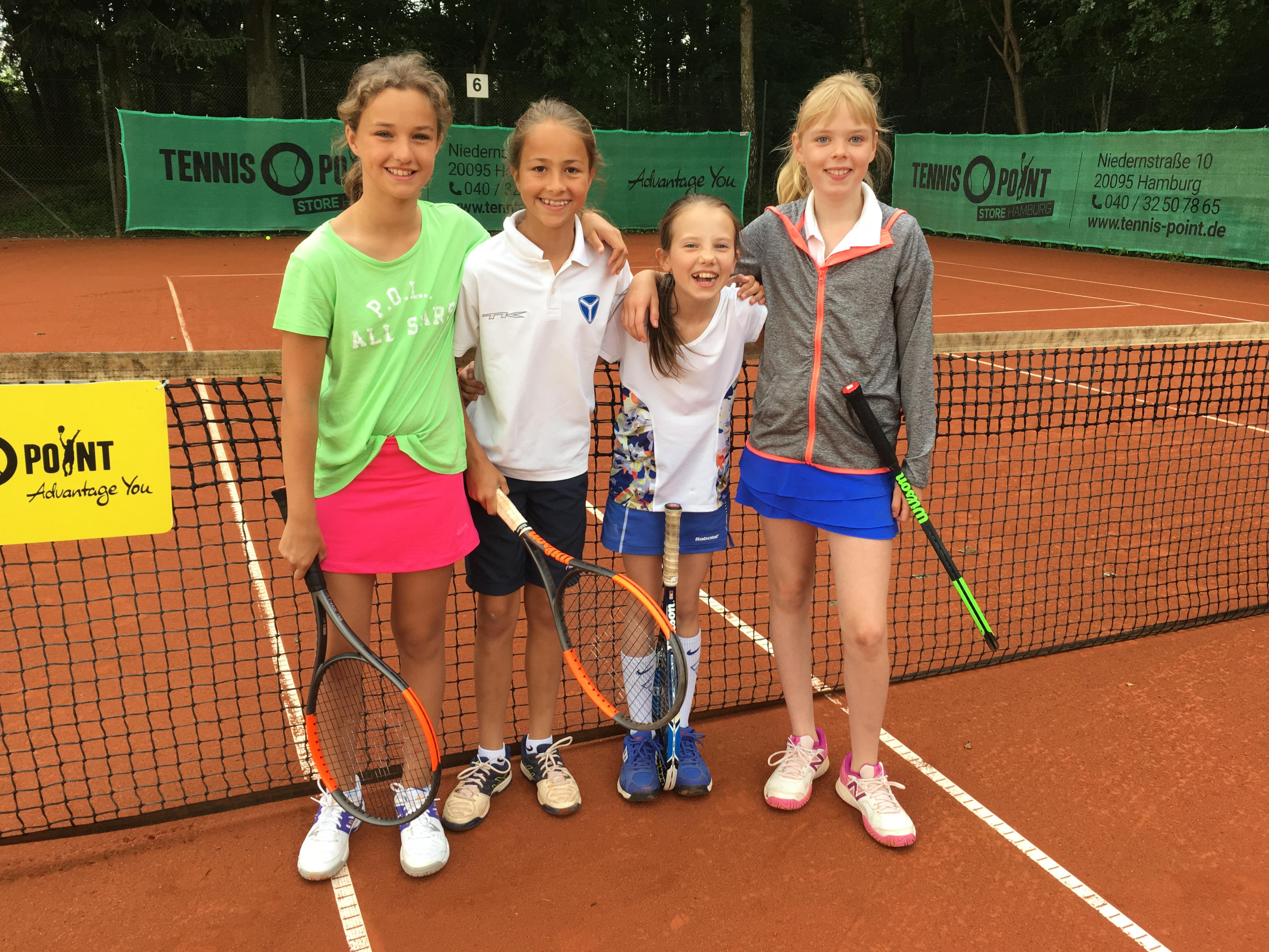 Deutsche Rangliste Tennis Jugend